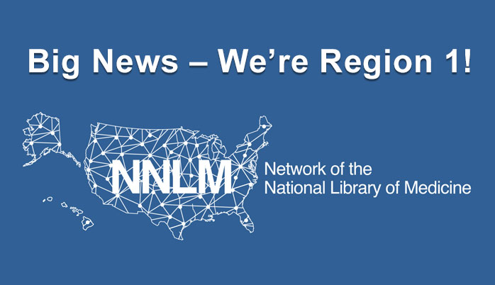 Big News - We're Region 1!