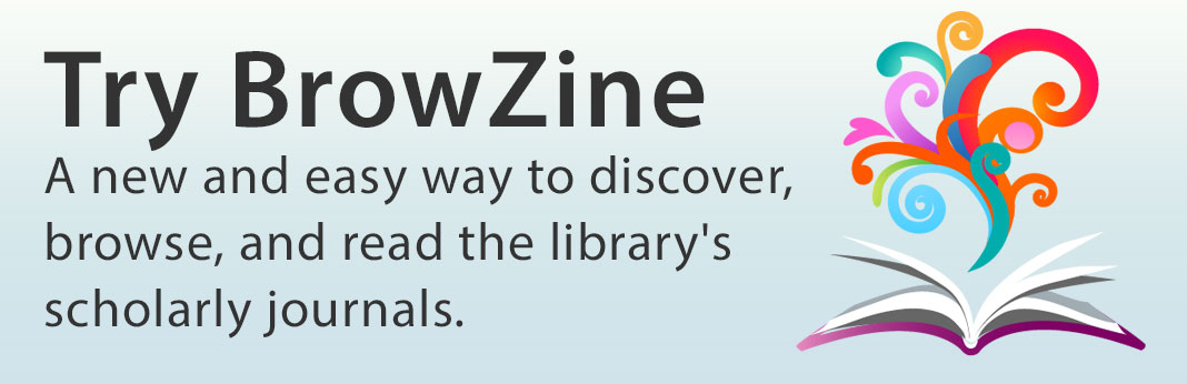 Try BrowZine