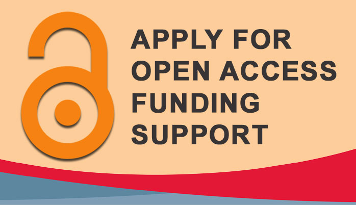 Apply for Open Access Funding Support