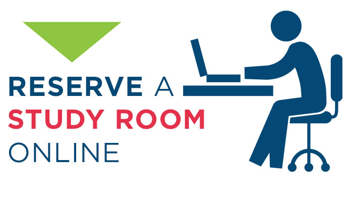 Reserve a Study Room Online