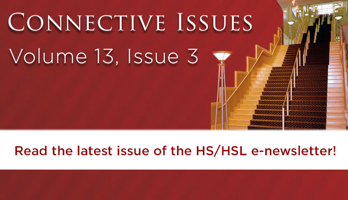 new edition of connective issues newsletter