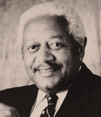 Photograph of Dr. Donald E. Wilson.