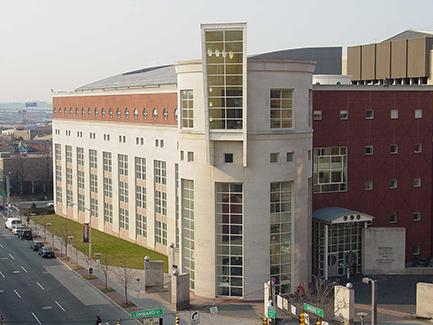 HSHSL building