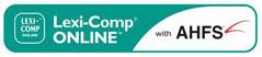 Lexi-Comp Online