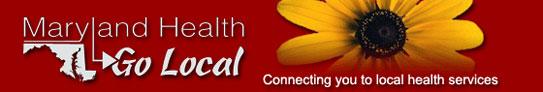 Maryland Health -> Go Local