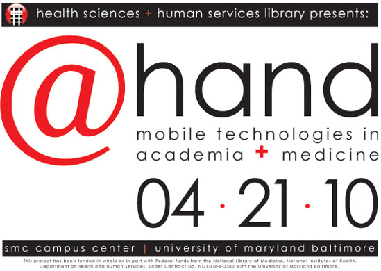 @ Hand: Mobile Technologies in Academia and Medicine