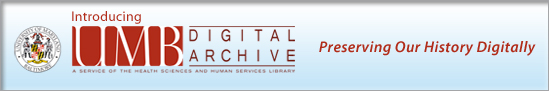 UMB Digital Archive