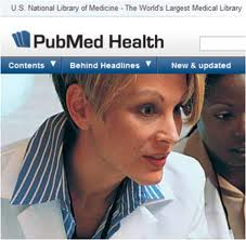 PubMed Health from the National Library of Medicine