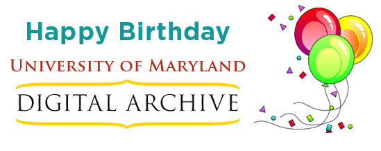 Happy Birthday, UM Digital Archive
