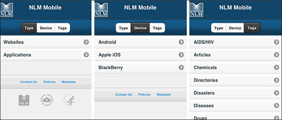 NLM Mobile