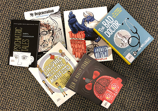 Graphic Medicine Collection