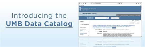 UMB Data Catalog
