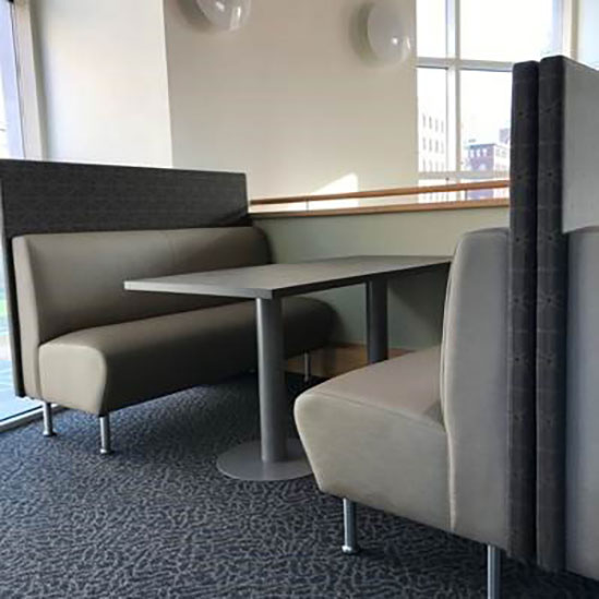 New Booths