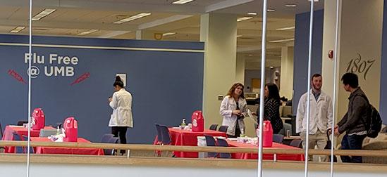 HS/HSL Flu Clinic 2019